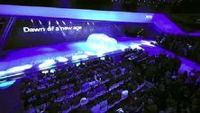 Die Audi Pressekonferenz beim Genfer Auto-Salon