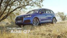 Der neue Audi Q7 – Sportlichkeit, Effizienz, Premiumkomfort