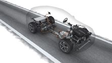 Audi Q7 e-tron 3.0 TDI quattro Animation