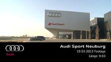 Audi Sport - Start in die Saison 2015