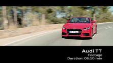 Audi TT - Footage