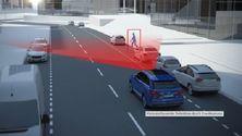 Audi Q7 - Animation pre sense city