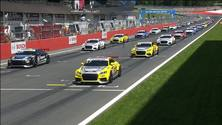 Audi Sport TT Cup 2015, Spielberg Rennen 1