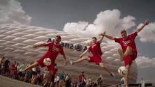 Audi Cup - Highlights mit Fußballfans