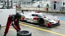 60 Seconds of Audi Sport 70/2015 - WEC Nürburgring, Freies Training