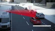 Audi A4 - Animation pre sense city