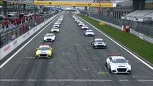 Audi Sport TT Cup 2015, Nürburgring Rennen 1