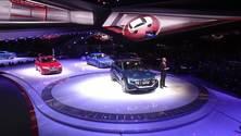 Audi-Pressekonferenz auf der IAA 2015 - Highlights