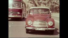Historischer Werbefilm von DKW/ Auto-Union